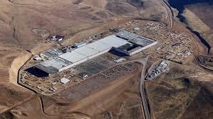bigger than giga tesla s plan for 3 more battery megafactories benchmark minerals