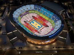 Chesapeake Seating Chart Thunder 74 Unbiased Thunder Stadium Seating Chart