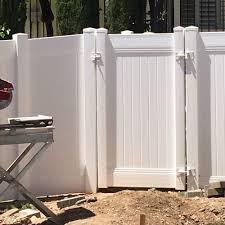 photo of uc fence san bernardino ca united states custom build vinyl