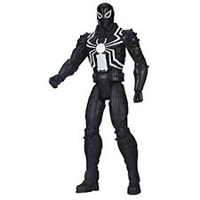 Small Picture Amazoncom Marvel Ultimate Agent Venom Web Warriors Titan Hero