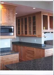 Red Birch Cabinets Kitchen Birch Kitchen Cabinets Custom Made Contemporary Red Birch Kitchen