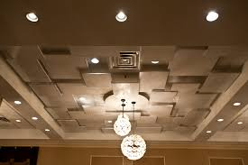 image of modern drop ceiling ideas basement