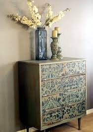 whimsical transformation fl design diy decorating ideas for painted furniture