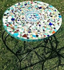 tile table top large size of decorating broken glass mosaic how to do white ho mosaics a x broken glass