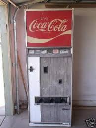 Coke Vending Machine Refund Stunning Coke Vending Machine 48