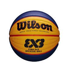 Fiba 3x3 Game Basketball Wilson Sporting Goods