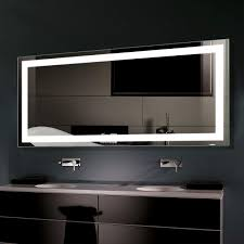 Full Size Mirror With Lights