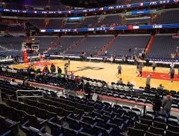 Capital One Arena Section 101 Seat Views Seatgeek