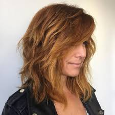 Mid Length Textured Hairstyles Top 27 Shoulder Length Hairstyles To Try In 2017