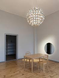 becker lighting. German Designer Daniel Becker Has Created Elaine, A Series Of Ball-shaped Pendant Lamps For Dutch Lighting Manufacturer Quasar Holland.