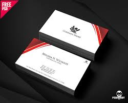 Free Name Cards Free Corporate Business Cards Design Psd Psddaddy Com