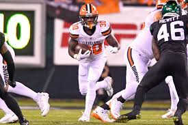 This Week in Browns: The next step in RB D'Ernest Johnson's whopper of a  journey – The Athletic