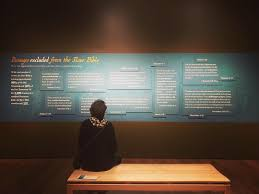 A New Bible Exhibit Struggles To Grapple With Americas History Of