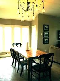 dining room table lighting ideas. Rustic Dining Lighting Industrial Room Chandeliers . Table Ideas