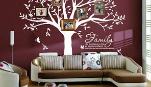 vinyl family decor large decals wooden lskoo decal wall hanging living tree for sticks ide white room art home decorations painted branches