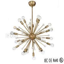 gold sputnik chandelier. Modern Golden Sputnik Chandelier Lighting ,Satellite Lamp Wholesale Gold
