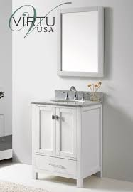 24 vanity with granite top. white wall paint mirror with wooden frame granite countertop mounted washbasin stainless steel faucet head small 24 vanity top h