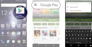 Google Play Design Home How To Install And Uninstall Apps From Google Play Android