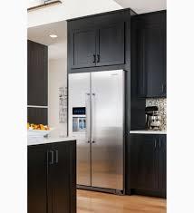 kitchenaid counter depth refrigerators elegant krsc503ess kitchenaid counter depth side by side refrigerator