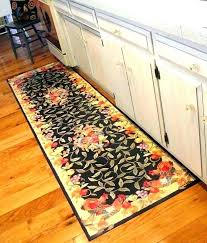 kitchen mats rag rug washable throw rugs inspiring skid with rubber backing designs comfort mat without