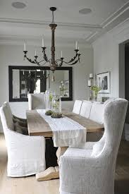 magnificent slipcovered dining chairs linen slipcovered dining chairs transitional dining room rue