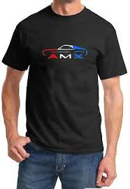 amc io 1968 1969 amc amx classic color design tshirt new ship