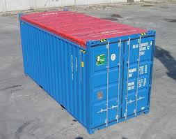 Open Top Containers - Royal Wolf - Open Top Shipping Containers