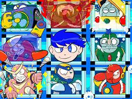 The Mega Man 2 Troop Mega Man Rockman Know Your Meme