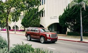 gmc archives page 2 of 11 in the driver s seat ozzie 2016 gmc yukon slt premium edition © general motors