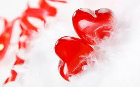 Cute Wallpaper Love Hearts - 1366x768 ...