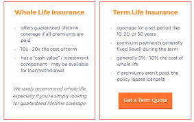 Life Insurance Policy Quotes Inspiration Anonymous Whole Life Insurance Quote Whole Life Insurance Policy