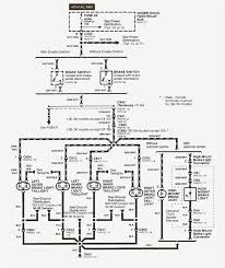Parking brake switch wiring diagram