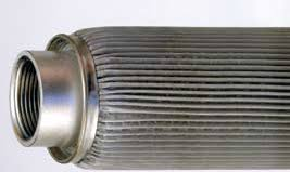 SUMP STRAINERS – All <b>Stainless</b> Steel