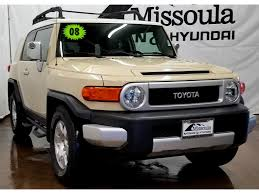 New and Used Toyota FJ Cruisers for sale in Montana (MT)   GetAuto.com
