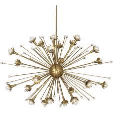 giant sputnik chandelier  modern lighting  jonathan adler