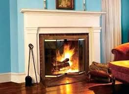 installing gas logs in a wood burning fireplace part fireplaces