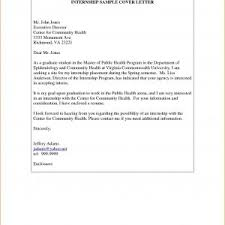Cover Letter Format Internship Application New Samples Of Internship ...