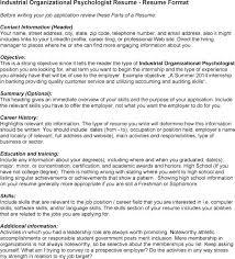 Psychology Resume Objective Simple Psychology Student Resume Intern Resume Samples Sample Resume