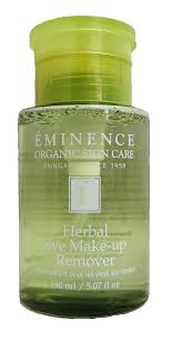eminence organic herbal eye makeup remover 5 07 ounce 0