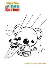 43-ni-hao-kai-lan-coloring-pages