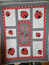 Ladybug Baby Quilt & Name: Ladybug Baby Quilt.jpg Views: 2825 Size: 156.7 KB Adamdwight.com
