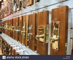 Door Key, Handle and Lock Display, Simon's Hardware & Bath Store ...