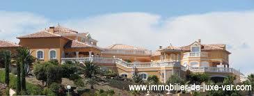 2 villas de luxe récentes avec vue mer panoramique les issambres immobilier de luxe