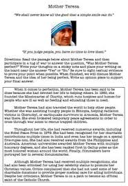 essays about mother teresa life short essay on mother teresa anjeze gonxhe bojaxhiu important