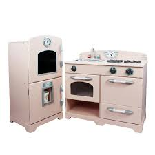 Play Kitchen Teamson Kids Play Kitchen Set Pink Toysrus