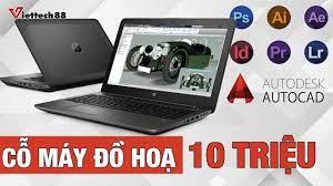 Laptop đồ họa giá rẻ | HP Zbook 15 G1 cỗ máy 10TR xuất sắc