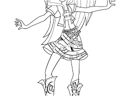 Coloring Pages Games Magic My Little Pony Friendship Is Rainbow Dash