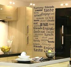 best word wall art kitchen unusual artwork for walls ideas in plan your tattoo and kitchens regarding inspirations