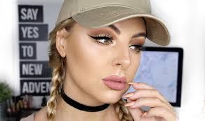 insram makeup tutorial brittney lee saunders you