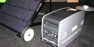 diy portable solar power generator 1